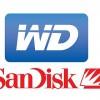 Western Digital ve SanDisk Güçlerini Birleştiriyor