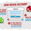 Rovio Accounts iOS ve Android'e Geldi