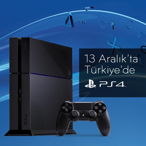 PlayStation-4-TürkiyeÇıkışTarihiveFiyatı