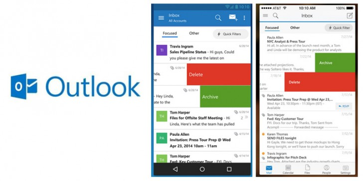 outlook-mobil